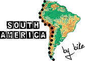 South America By Bike 2009-2010