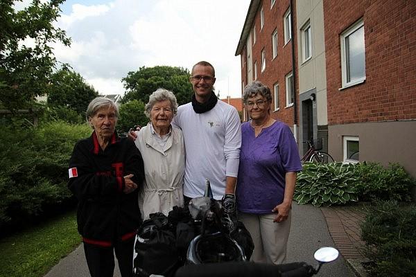 Margareta and her neighbors