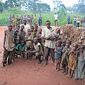 Bayaka pygmies