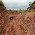 The last bit of the DRC before reaching Angola