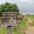 The Angolan border