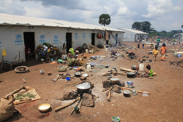 Timangolo refugee camp