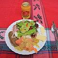 Norwegian Christmas lunch