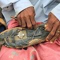 Repairing my shoes