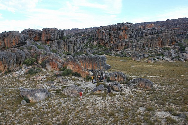 There's SO much to climb in Rocklands