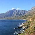 Nice scenery near Cape Town