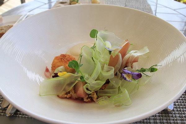 Starter at Delaire Graff Estate