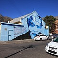 Street art in Cape Town: a tribute to Mandela