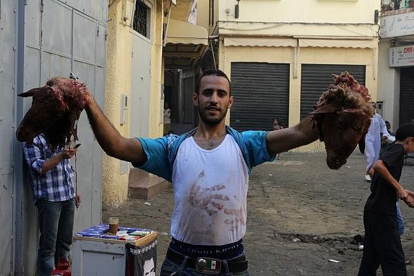 Eid al-Adha in Tangier