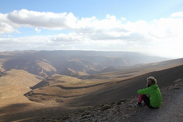 Tizi n'Ouano - 2,900 m