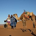 Me, a local and his camel