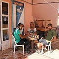 Hamza, me and Jeremy