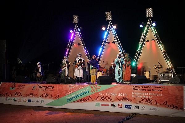 Taragalte festival