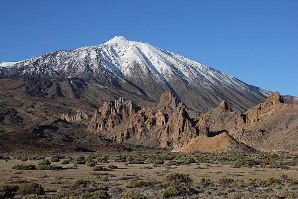 Teide (3,718 m)