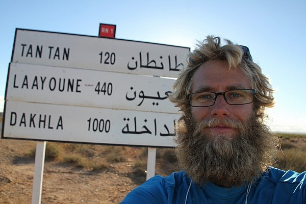 Only 1,000 km left to Dakhla