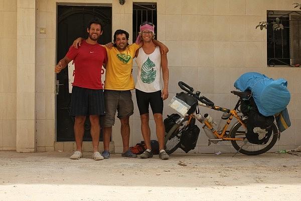 Goodbye in Dakar