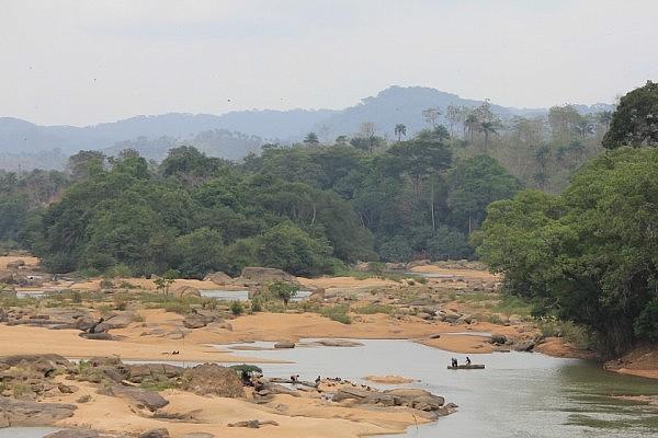 Sewa River