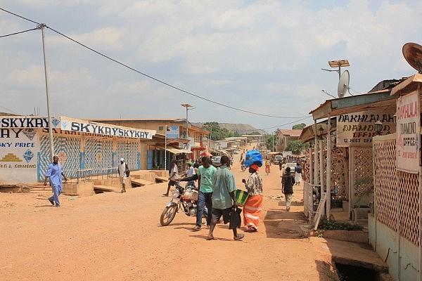 Koidu, the diamond dealer town