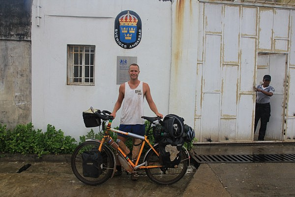 Swedish Embassy, Monrovia