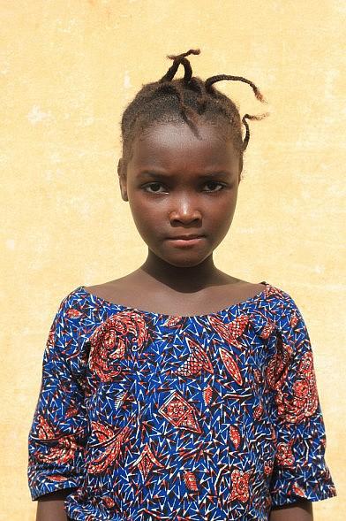 Benin girl