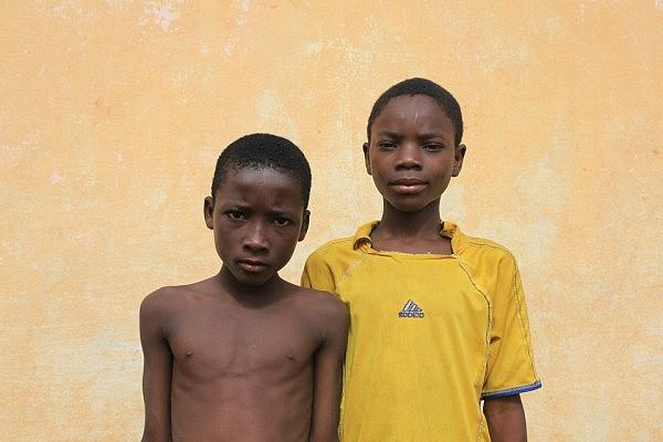 Benin boys