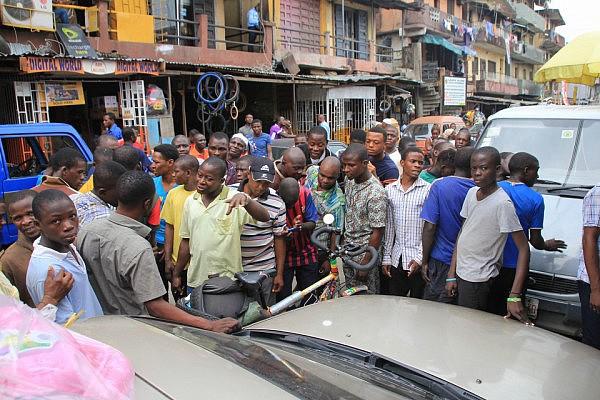 Curious Nigerians